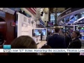 ENERGY TRANSFER (NYSE: ET) RINGS THE NYSE OPENING BELL
