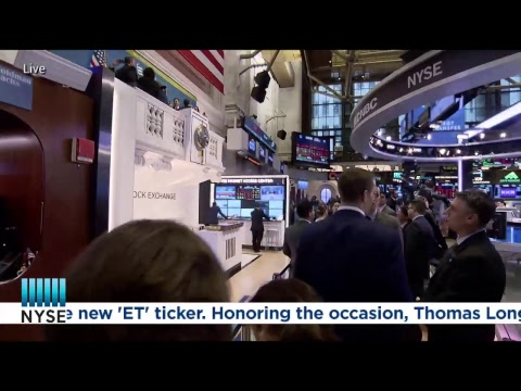 Energy Transfer Nyse Et Rings The Opening Bell