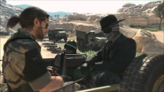 MGS V E3 2015 Trailer Mixed With Midge Ure The Man Who Sold The World