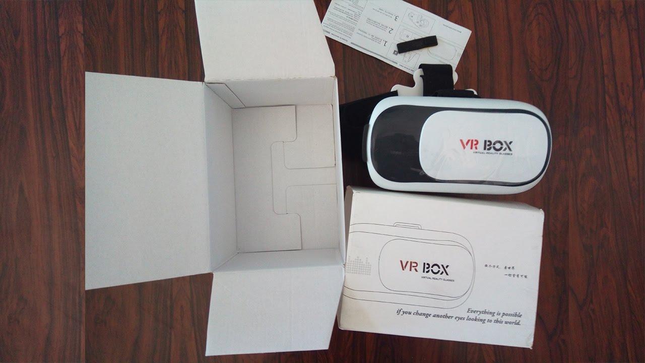 5631690ce VR Box 2.0 unboxing - فتح علبة نظارات الواقع الإفتراضي - YouTube