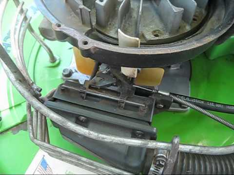 Lawnboy 8461 Commercial Fuel Line Replacement Youtube