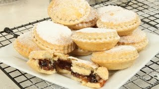 How to Make Mince Pies - Christmas Food