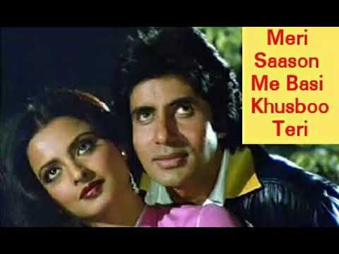 meri-sanso-me-basi-khushboo-teri-whatsapp-status-|-dekha-ek-khwaab-to-ye-silsile-hue-|