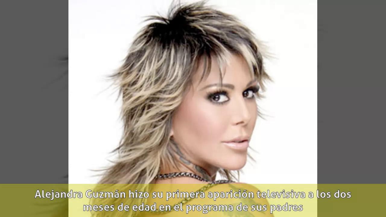 alejandra guzmán - biografía - youtube