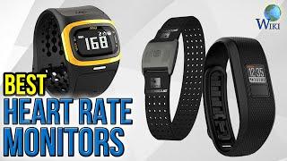 10 Best Heart Rate Monitors 2017