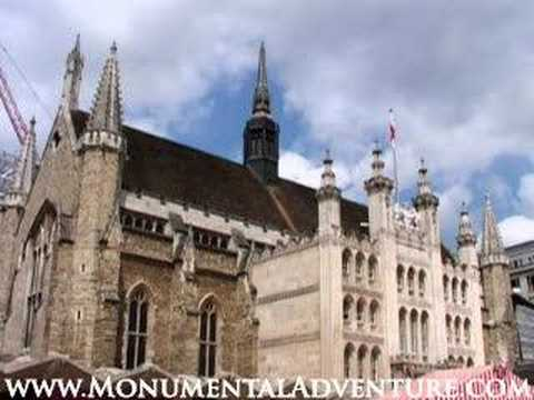 The Guildhall - London UK
