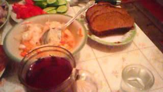 Вечерний перекус