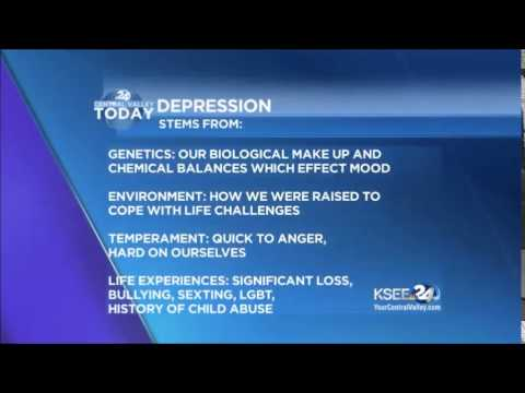 Carlos Flores RN FCN Central Valley Today Teen Suicide Prevention