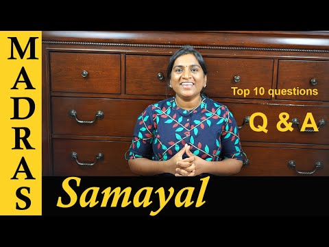 Question and Answer Session with Steffi- Steffi Ulagam | Madras Samayal Steffi Biography