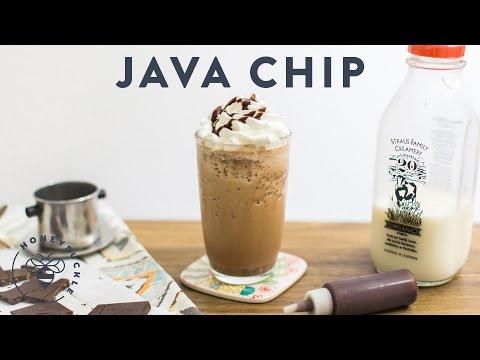 Java Chip Frappuccino - COFFEE BREAK SERIES - Honeysuckle