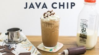 Java Chip Frappuccino - COFFEE BREAK SERIES - Honeysuckle