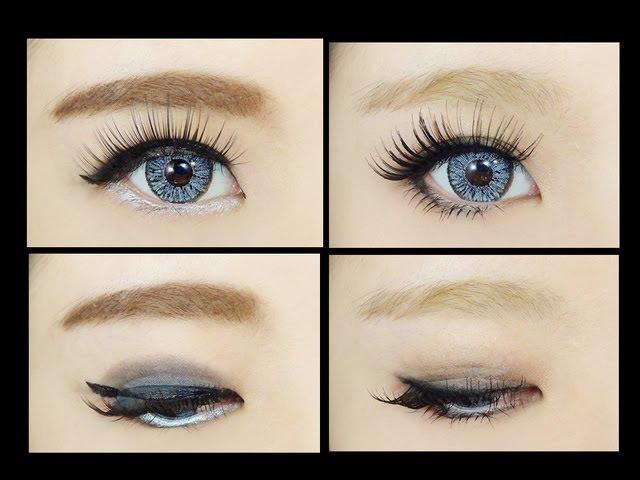 How To : Makeup Fix 3 - Natural Eye-Enlarging