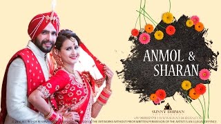 ANMOL & SHARAN | Punjabi Sikh Wedding | Sirsa | Sunny Dhiman Photography Chandigarh |