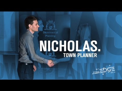 I Wanna Be a Town Planner · A Day In The Life Of A Town Planner