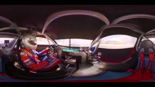 Видео 360: Трасса Формулы 1 в Сочи из кабины пилота(Каким видит мир пилот гоночного автомобиля? Кружится ли голова на виражах? RT предлагает испытать эти ощущен..., 2016-04-15T05:57:29.000Z)