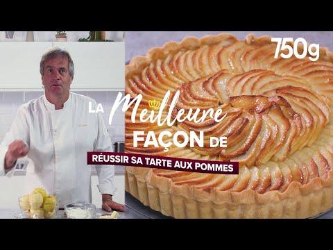 la-meilleure-façon-de...-réaliser-une-tarte-aux-pommes---750g