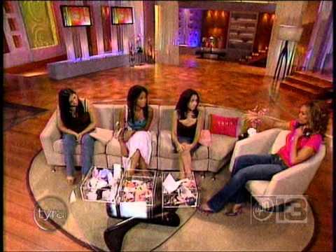 Beijo Featured On Tyra Banks  Dec 2005