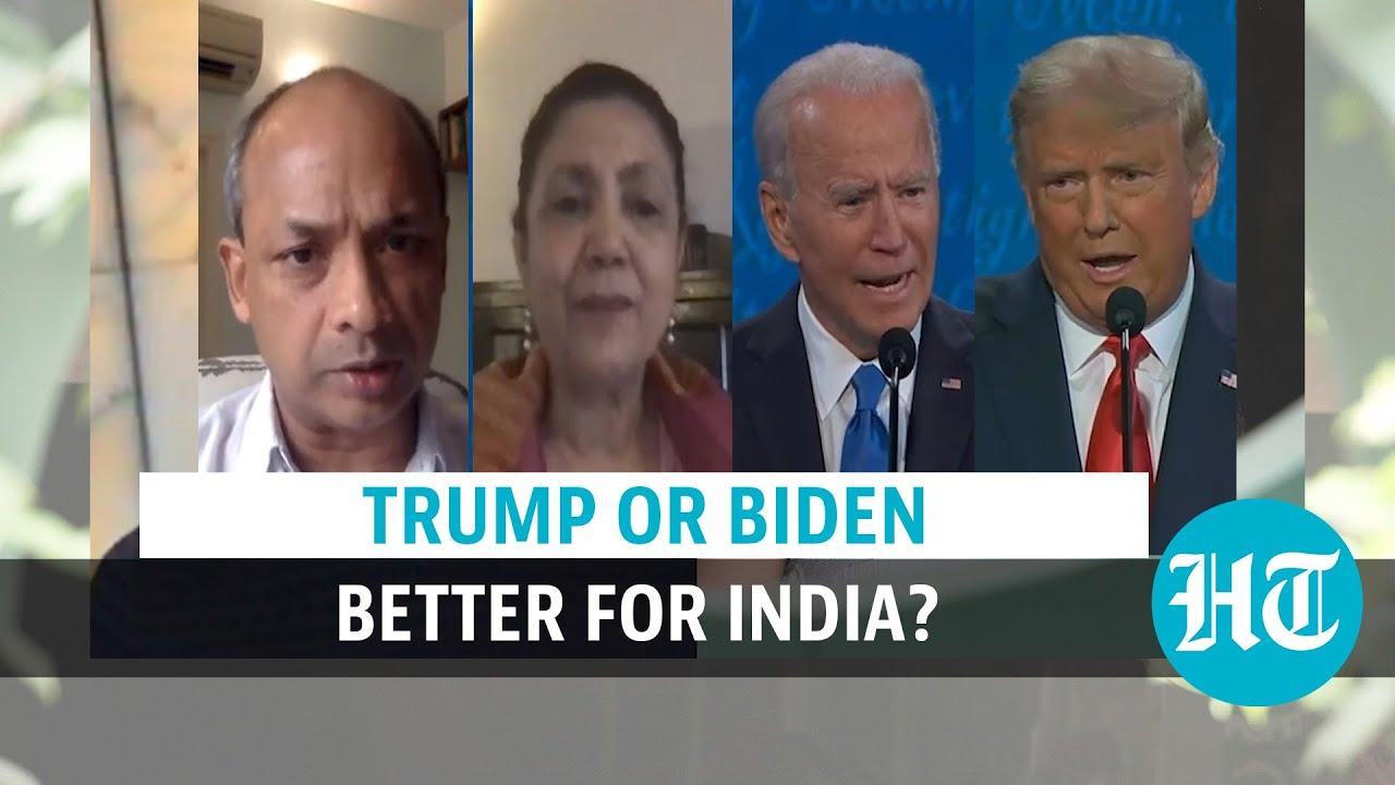 Trump vs Biden, who's better for India? The China, economy, climate factors