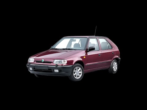 Skoda Felicia Road Test (1995 Top Gear)