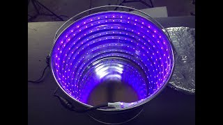 DIY UV LED Resin Curing Bucket