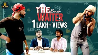 The Kirrak Waiter | Actor Abdul Razzak | Hyderabadi Comedy | Latest Comedy Video |Golden Hyderabadiz