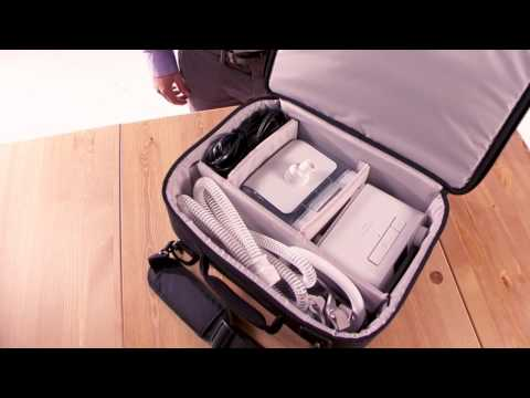 How To Travel With The DreamStation CPAP Machine