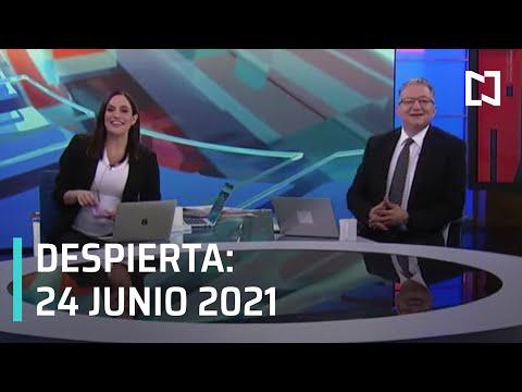 Despierta I Programa Completo 24 Junio 2021