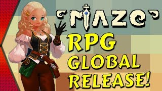 Maze: Shadow of Light - ACTION RPG GLOBAL RELEASE! | MGQ Ep.181