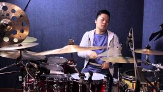 My 19th drum reinterpretation video. 1. World Of Our Own 2. Open Yo...