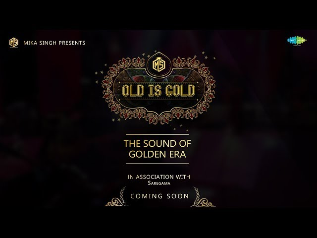Biggest Music Show | Music&Sound | Saregama | OLD IS GOLD | 24th Oct | Official Promo | Mika Singh