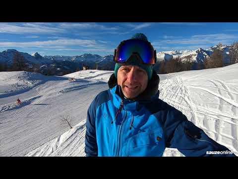 Sauze d'Oulx sauze d'Oulx snow report 10:01:20