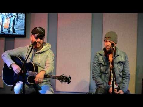 LoCash Cowboys tell the story behind their song, Best Seat in the House