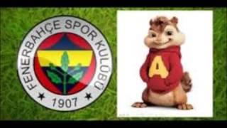 Fenerbahçe RAP Marşı Moskape Benim Adım Fenerbahçe Alvin ve Sincaplar