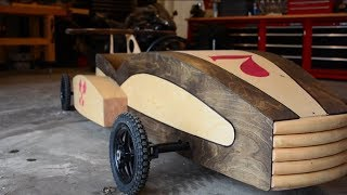 Ultimate Soap Box Derby Car Build