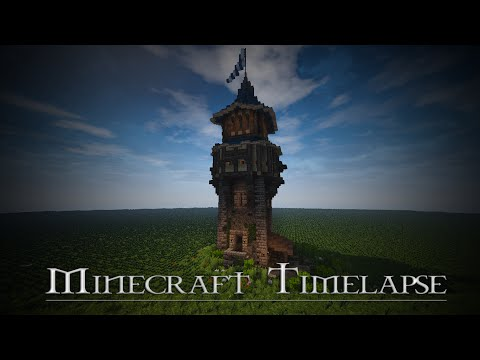 [Boitameu] Minecraft Timelapse : Medieval Tower