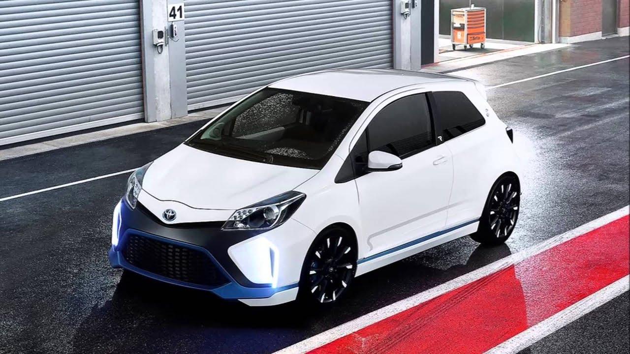 toyota yaris ts trd all new alphard 2018 redesign hybrid r concept 2013 4x4 rodas 18 quot 1 6