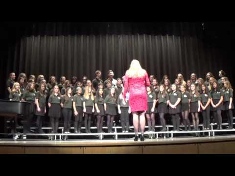 December Lights,December Night - By Emily Crocker ( GWMS 8th Grade Chorus)