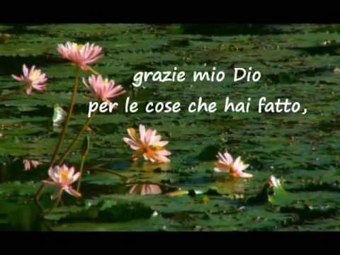 Rns Tutto Il Creato Gioisce In Te Di Florindo Croce R Video