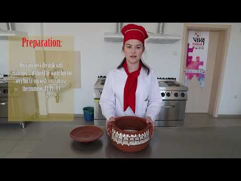 Bulgarian Traditional Recipe Bulgarian Yoghurt