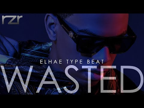 "ELHAE x Bryson Tiller Type Beat   ""Wasted"" (Prod. by @FideTheProducer)"