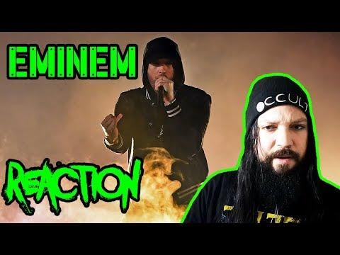 Metalhead Reacts To Rap VII: Eminem - Lose Yourself