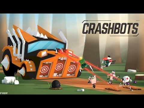 Crashbots - Appsolute Games LLC Walkthrough
