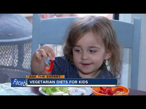 Vegetarian Diets for kids