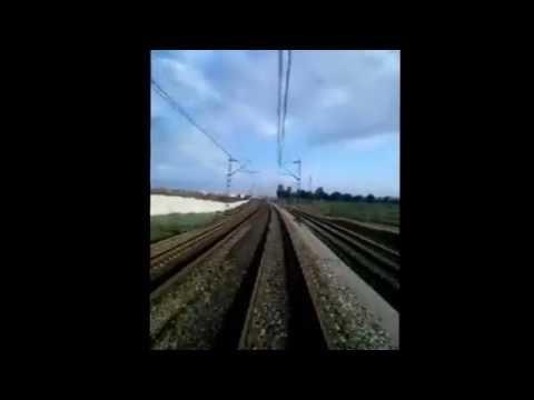 Trains du Maroc   Trajet entre Kénitra et Rabat