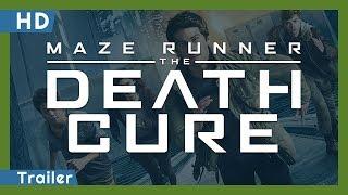 Maze Runner: The Death Cure (2018) Trailer