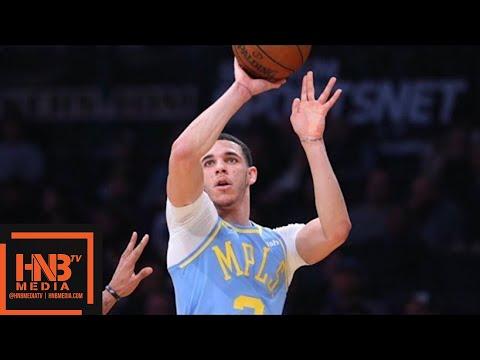 Los Angeles Lakers vs Orlando Magic Full Game Highlights / March 7 / 2017-18 NBA Season