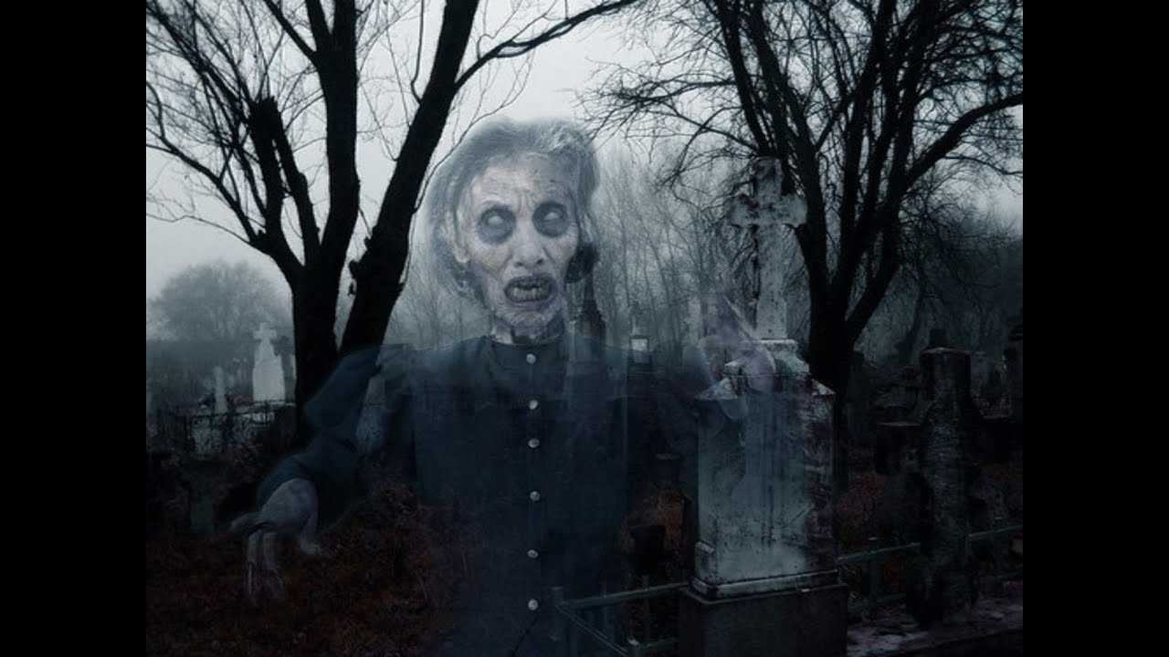 Fall Graveyard Cemetery Wallpaper The Old Hag Of Pine Street Youtube