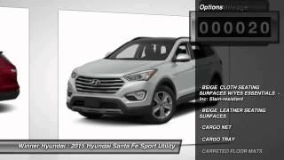 2015 Hyundai Santa Fe Dover DE H1498