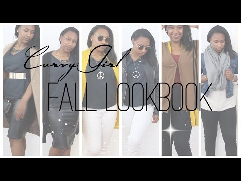 Cury Girl Fall Lookbook | Must See Looks For Fall/Autumn