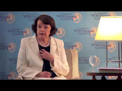 Senator Dianne Feinstein on Iran, Torture and Women in Politics - September 2, 2015